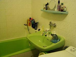 koupelna - po (zatím)