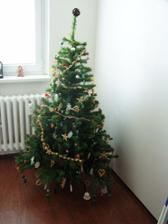 také už máme stromeček