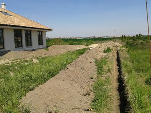 04.05. Zaklady na plot a terasy