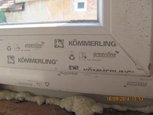 Okná Kommerling 88 Plus z Krakova, sklo U= 0,6 W/m2k