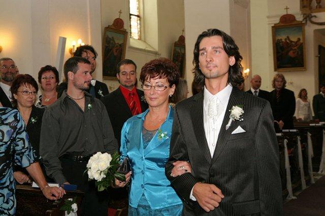 Kamila Dostálová{{_AND_}}Josef Limberk - Ženich s maminkou