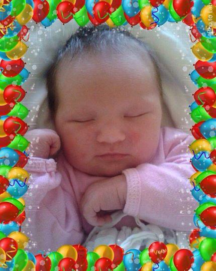 Katka{{_AND_}}Peto - nase❤️Elizabeth..narodena 13.5.2014 :-)