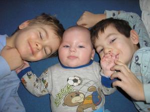 Ja a moji bratranci