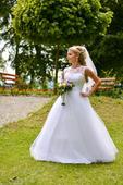 Biele svadobne saty, 34