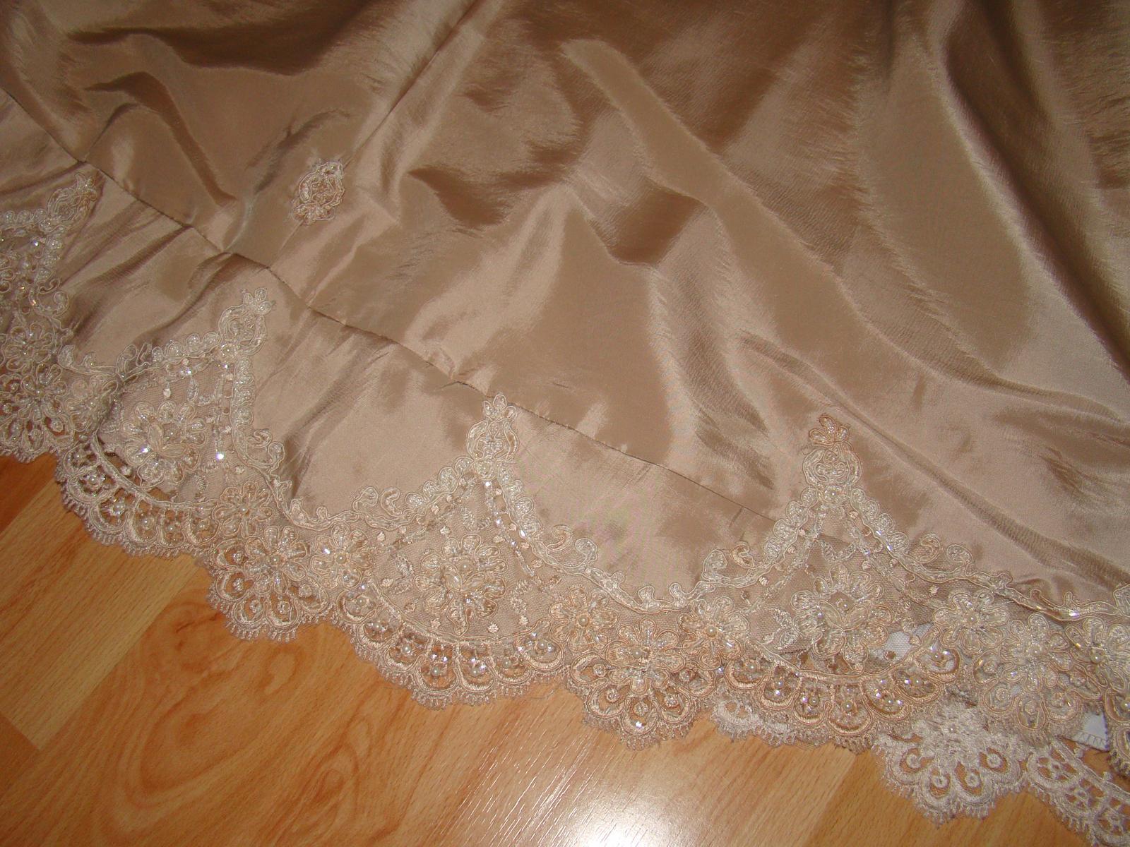 spoločenské šaty, veľ. 42-46, cena s poštou - Obrázok č. 2