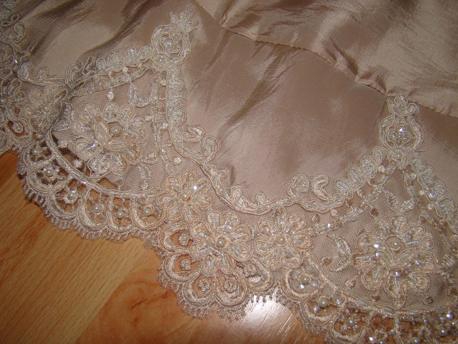 spoločenské šaty, veľ. 42-46, cena s poštou - Obrázok č. 3