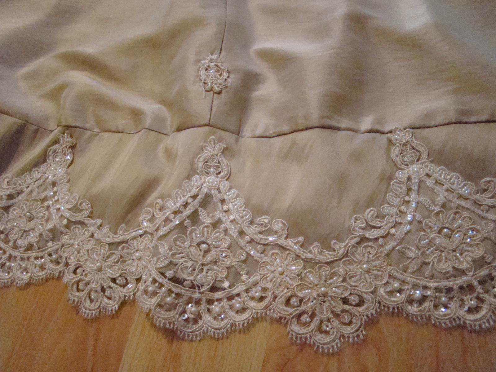 spoločenské šaty, veľ. 42-46, cena s poštou - Obrázok č. 4