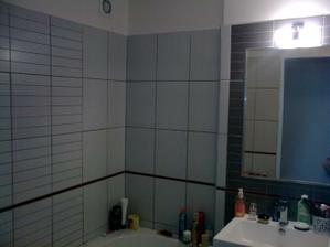 Koupelna, ne a ne se podařit v pravý barvě....