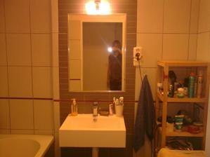 Dočasné zařízení koupelny