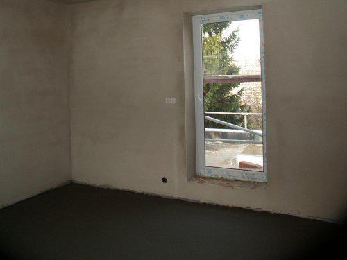 Ložnice č. 2 a teráska v patře