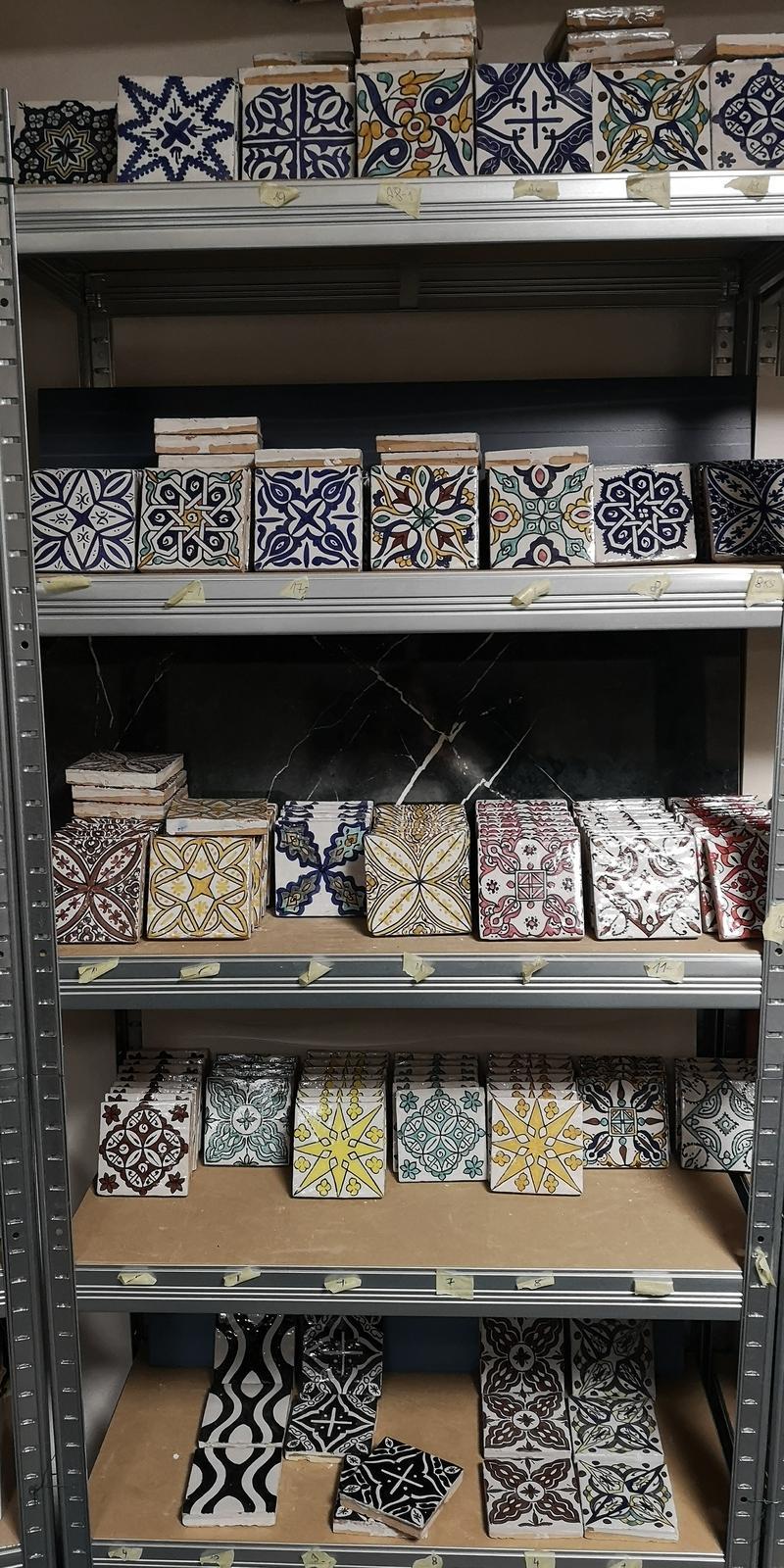 Marocké komplet Hand made - Obrázok č. 1