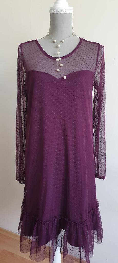 lahulinké šaty Mohito - Obrázok č. 1
