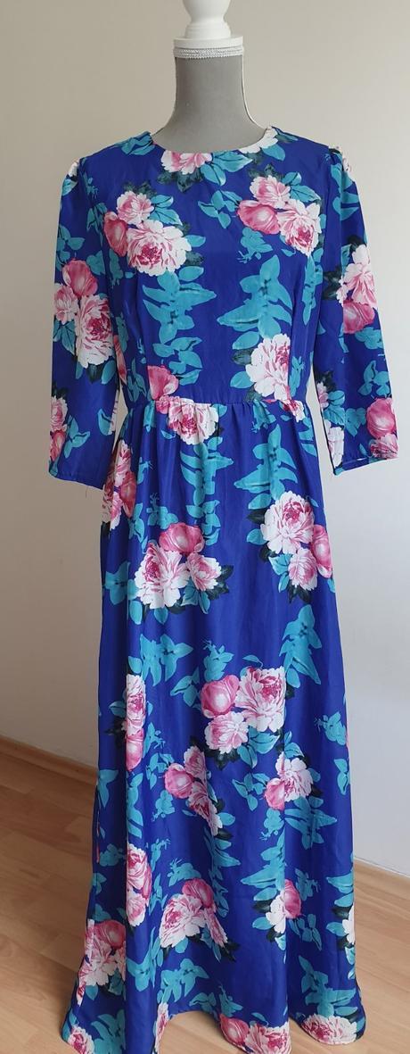 lahulinké šaty - Obrázok č. 2