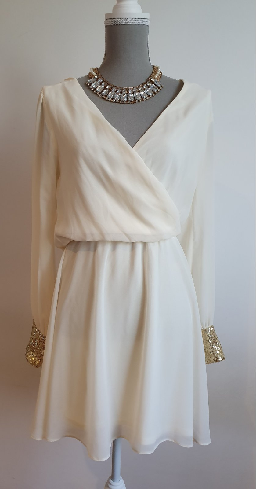 lahulinké šaty Asos - Obrázok č. 2