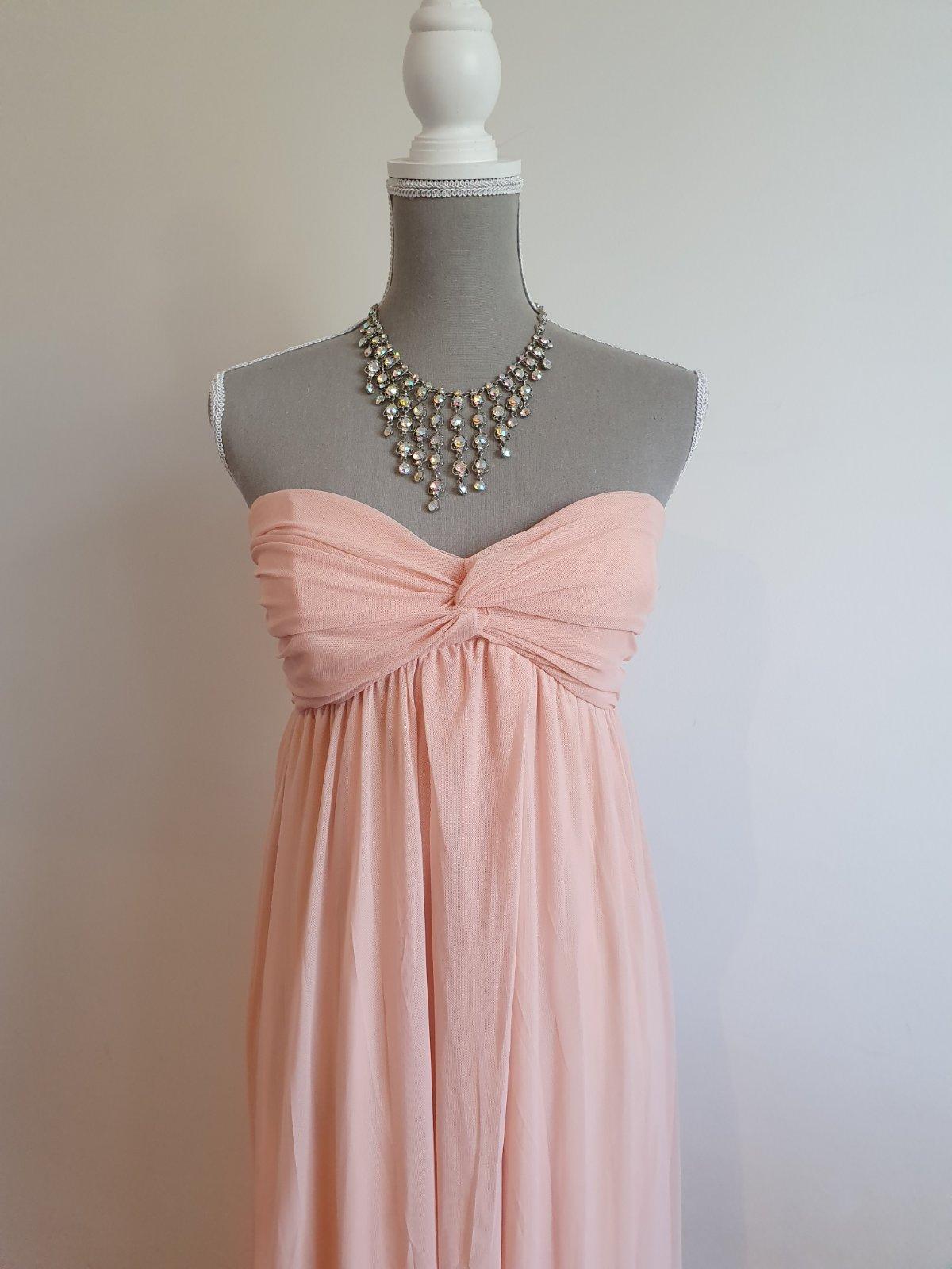 lahulinké šaty Tally Weijl - Obrázok č. 3
