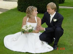 Další účes z krátkých vlasů, nevěsta promine...?!