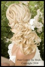Taketo vlasy, a s viac kvetinkami.