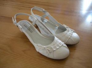 Nove botky na prezuti(baleriny co mam se mi nelibily)