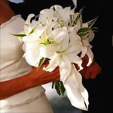 Svatební kytička :-) - pro mě favoritka :-)
