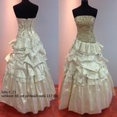 Plesové šaty dámské č. 21, 38