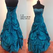 Plesové šaty dámské č. 24, 38