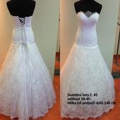 Svatební šaty č. 45, 38