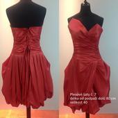 Plesové šaty č. 7, 40