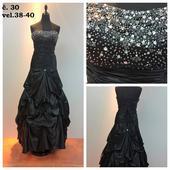 Plesové šaty č. 30, 36