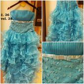 Plesové šaty č. 36, 36