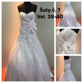Svatební šaty č. 7, 38