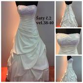 Svatební šaty č. 2, 38