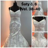Svatební šaty č. 6, 38