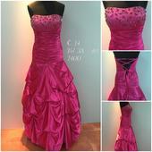 Výprodejové plesové šaty č. 14, 38