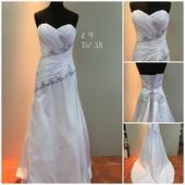 Svatební šaty č.9, 40