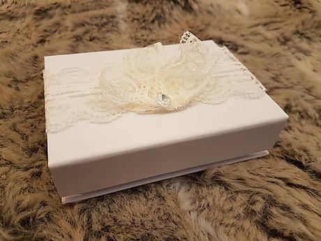Krabička na svadobný USB kľúč - Obrázok č. 1