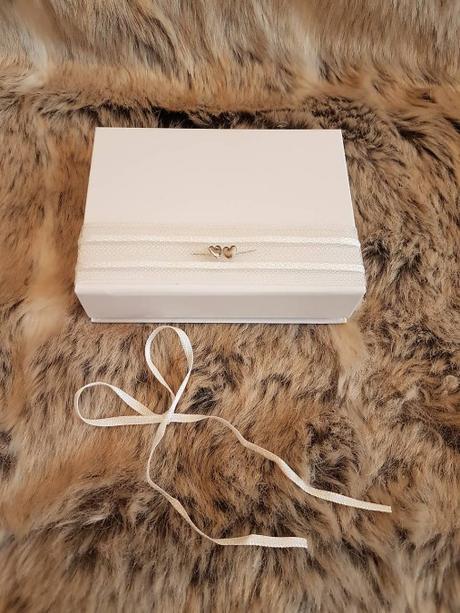 Krabička srdiečka na svadobný USB kľúč - Obrázok č. 2