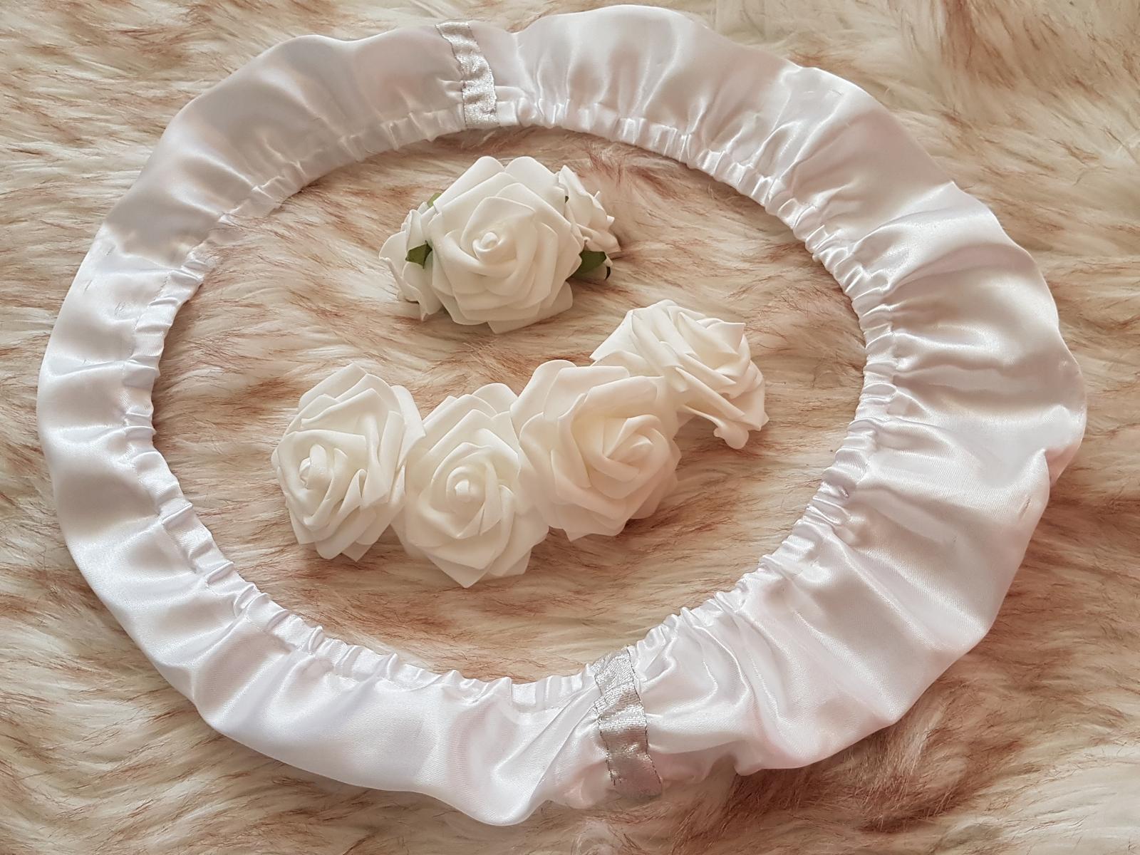 Zrkadlo so svadobným poťahom  - Obrázok č. 2