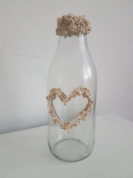 Sada 3 vázy s kamienkami - Obrázok č. 1