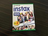 Instax Wide náplně - 20 fotografií,