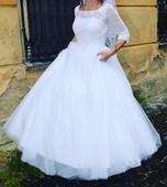 Svadobné šaty Merie Bride , 36