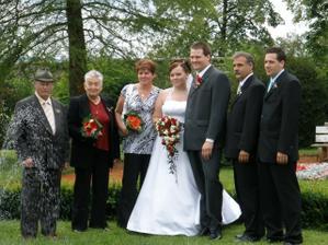 Moje vyvdaná rodina:-))