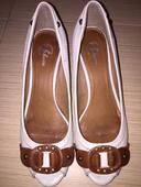 Svatební boty Baťa, 39