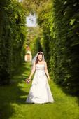 Značkove svatebnî šaty, 38