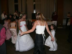 tanec s nevestou