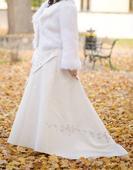 Svadobné šaty v.42, 42