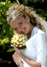 moja sestra Saška - vydávala sa 14.5.2005