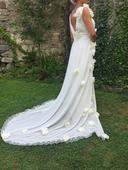 Originálne svadobné šaty-nové, 36
