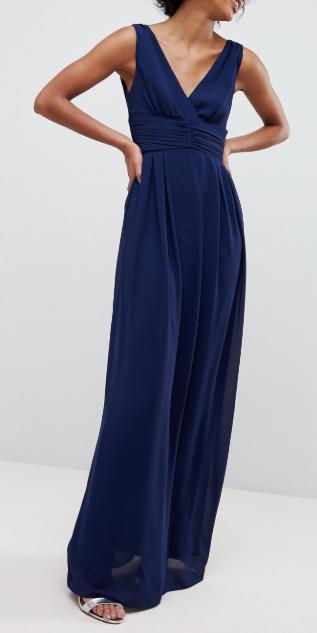 Modré šaty - Obrázek č. 1