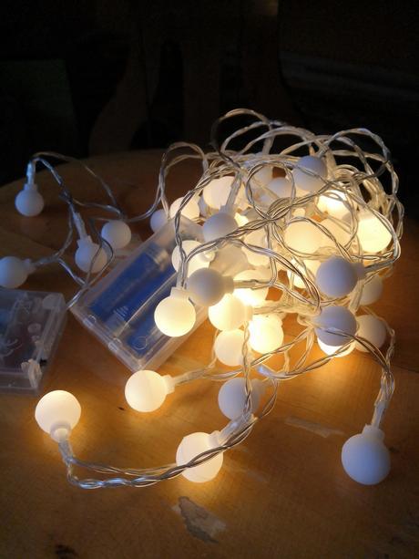 Svetelná reťaz - žiarovky - Obrázok č. 1