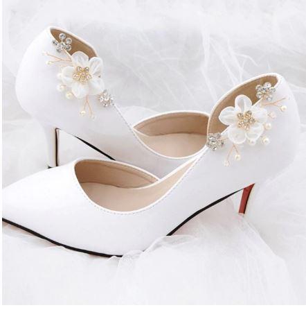 Klipy na svadobné topánky - Obrázok č. 2